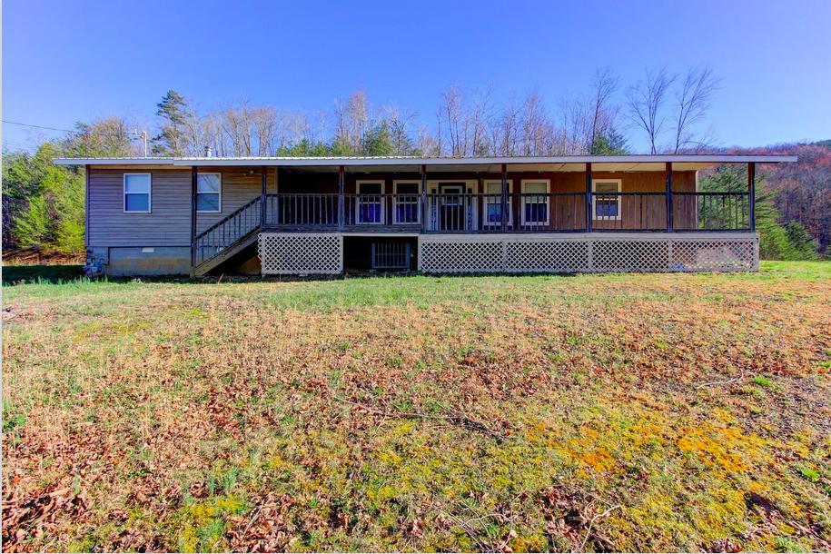 Частный односемейный дом для того Продажа на 4141 Pleasant Grove Road 4141 Pleasant Grove Road Winfield, Теннесси 37892 Соединенные Штаты