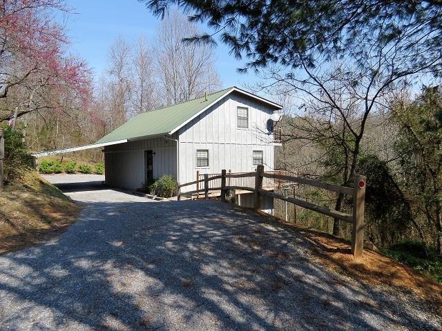 Частный односемейный дом для того Продажа на 2451 Hawkeye View 2451 Hawkeye View Sevierville, Теннесси 37876 Соединенные Штаты