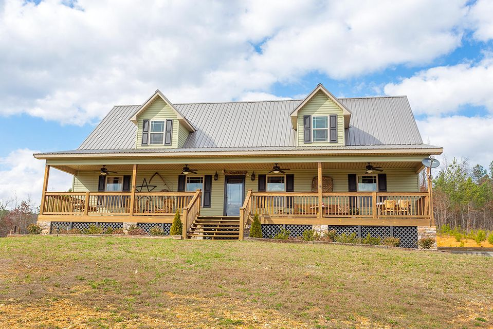 Maison unifamiliale pour l Vente à 2440 County Road 750 2440 County Road 750 Calhoun, Tennessee 37309 États-Unis