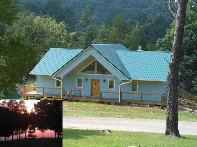 Частный односемейный дом для того Продажа на 634 Blue Springs Road 634 Blue Springs Road Speedwell, Теннесси 37870 Соединенные Штаты