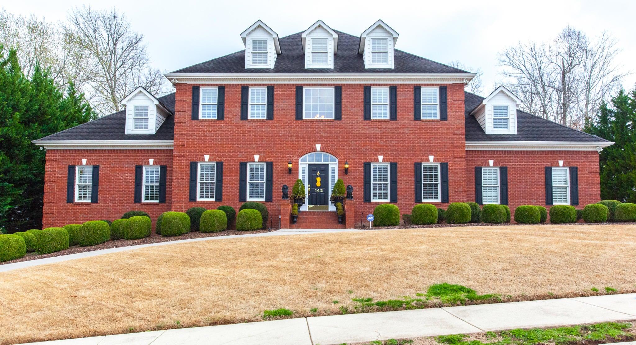 Maison unifamiliale pour l Vente à 142 Center Park Lane 142 Center Park Lane Oak Ridge, Tennessee 37830 États-Unis