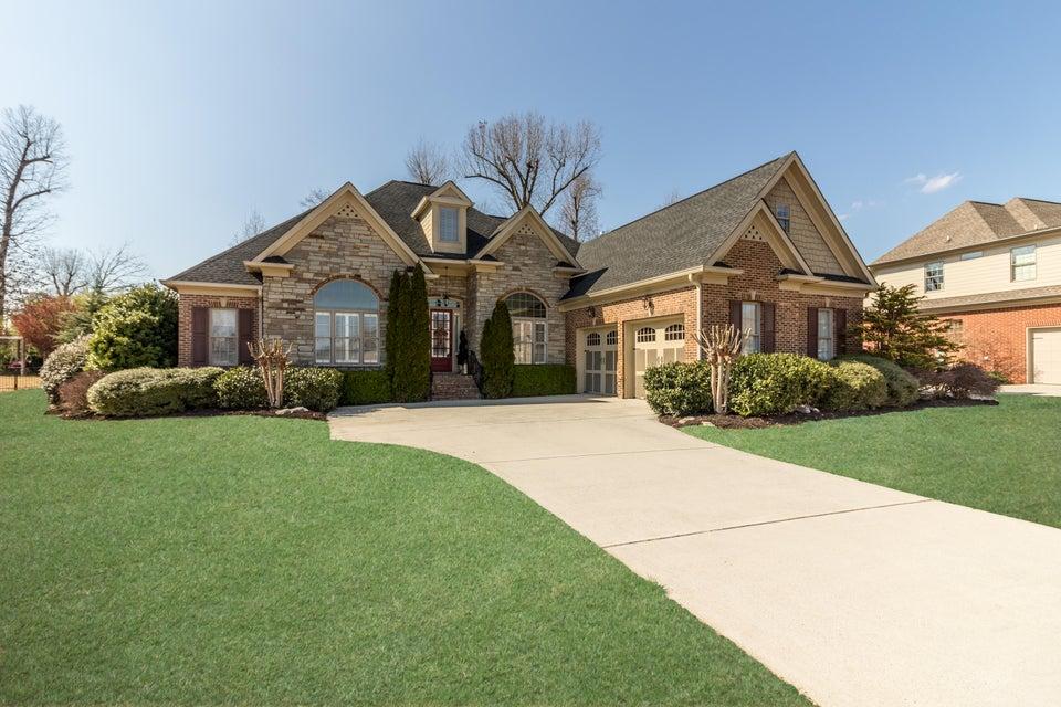 Maison unifamiliale pour l Vente à 7921 Hampton Cove Drive 7921 Hampton Cove Drive Ooltewah, Tennessee 37363 États-Unis