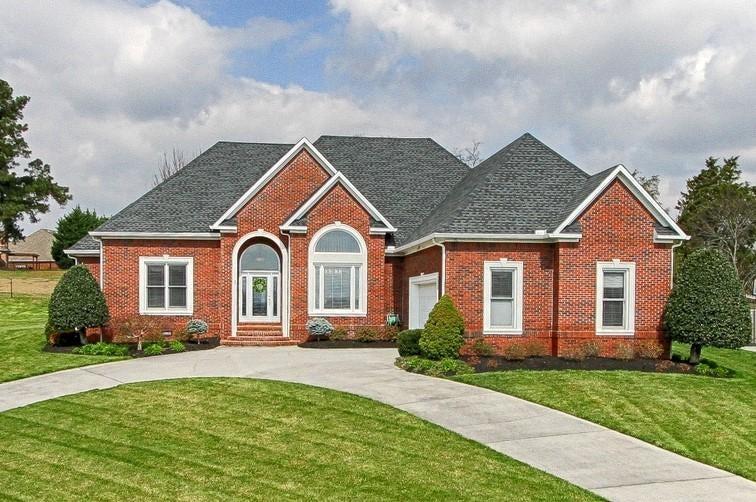 Maison unifamiliale pour l Vente à 1650 Pinnacle Point Drive 1650 Pinnacle Point Drive Alcoa, Tennessee 37701 États-Unis