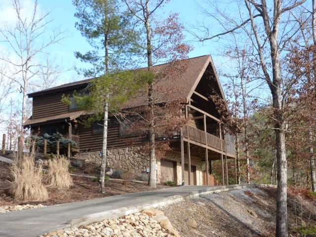 Single Family Home for Sale at 408 Mt. John Loop Road 408 Mt. John Loop Road Townsend, Tennessee 37882 United States