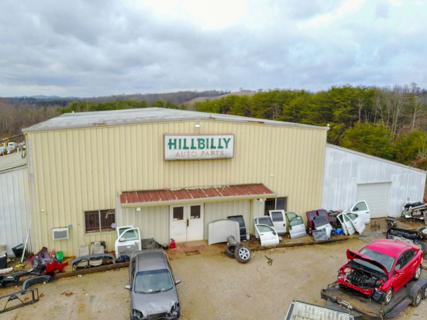 Commercial for Sale at 4835 Cate Road 4835 Cate Road Strawberry Plains, Tennessee 37871 United States