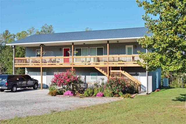 Частный односемейный дом для того Продажа на 521 County Road 875 521 County Road 875 Etowah, Теннесси 37331 Соединенные Штаты
