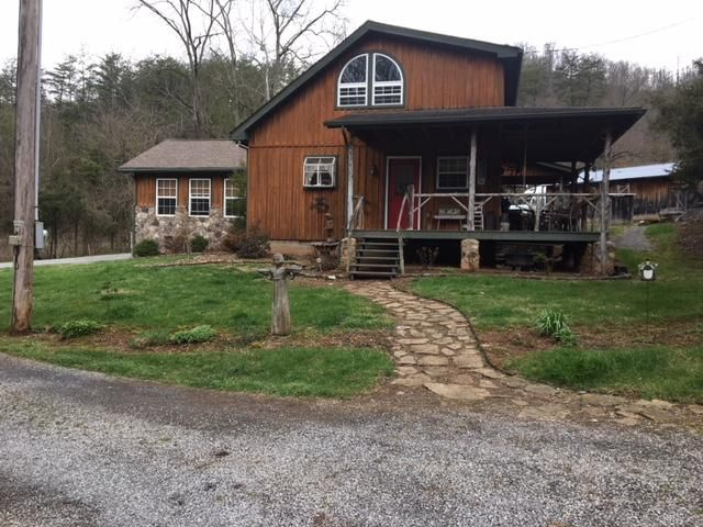 Single Family Home for Sale at 4107 Cool Branch Road Road 4107 Cool Branch Road Road Thorn Hill, Tennessee 37881 United States