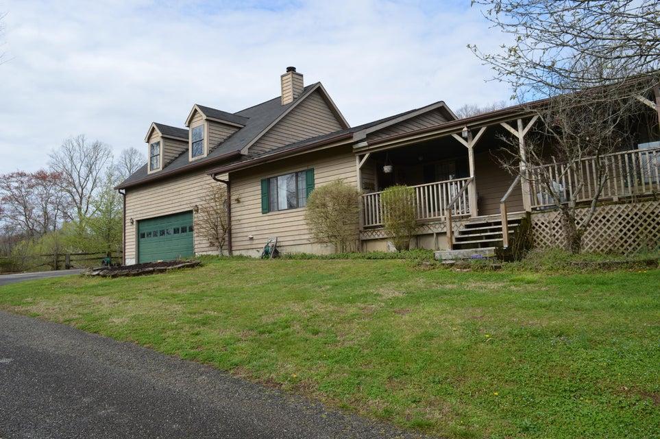 Single Family Home for Sale at 123 Mynatt Cox Lane 123 Mynatt Cox Lane Heiskell, Tennessee 37754 United States