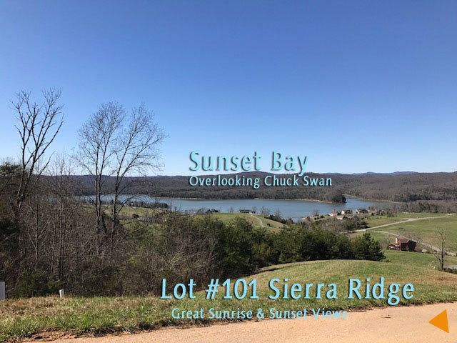 Lot 101 Sierra Ridge: