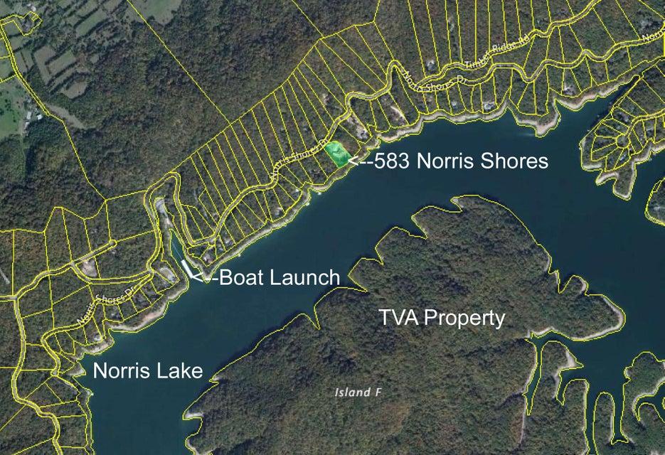583 Norris Shores Drive: