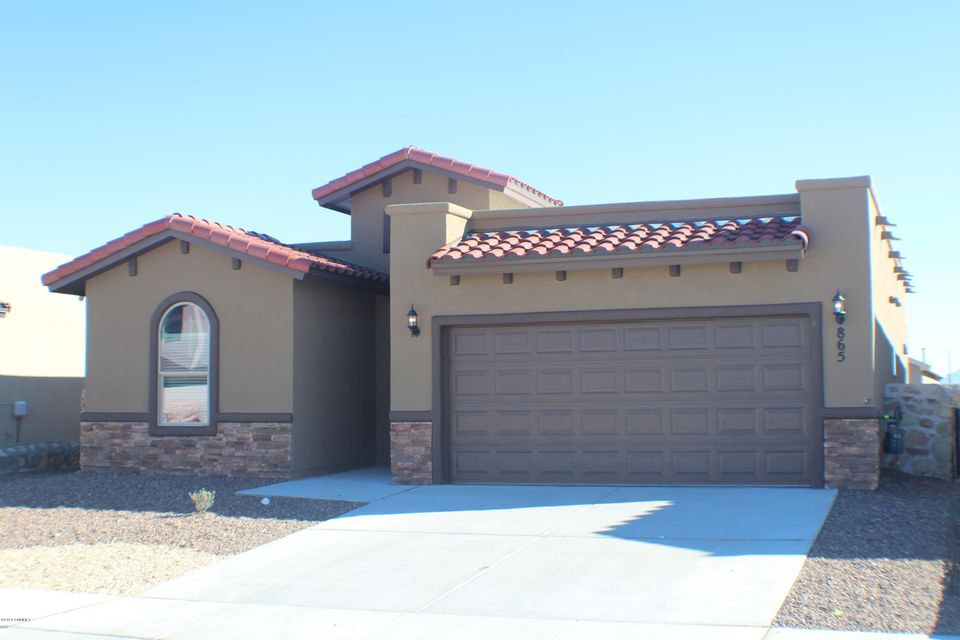 Property for sale at 865 Maple Park Avenue, Santa Teresa,  NM 88008