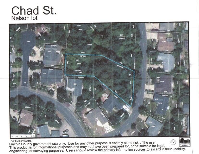 TL 10800 Chad, Waldport, OR 97394 - Chad St. lot