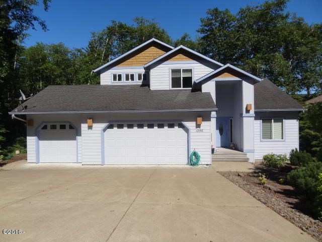 1296 Pepperwood, Lincoln City, OR 97367 - Front