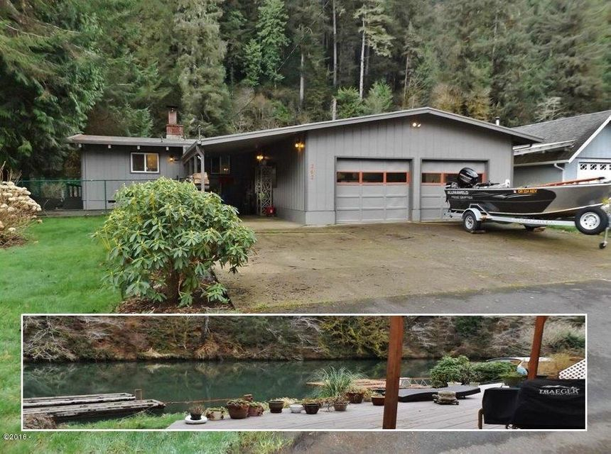 262 E Bain Dr., Tidewater, OR 97390 - House w-insert no.2
