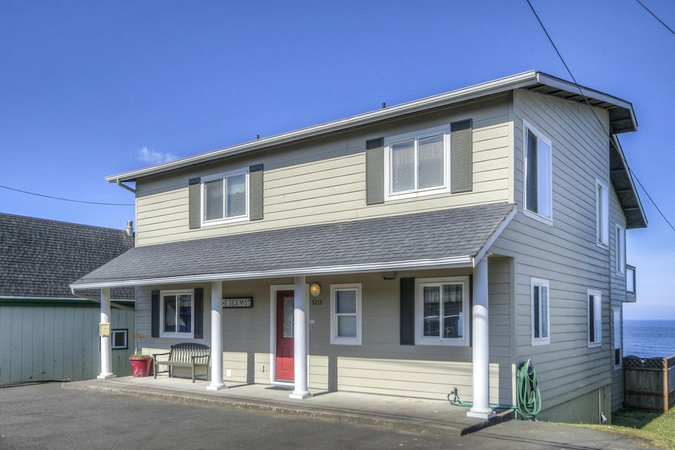 5215 NW JETTY, Lincoln City, OR 97367