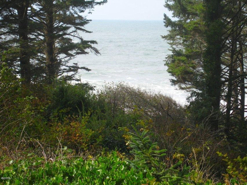 T/L 9200 C Ave, Otter Rock, OR 97369 - Ocean Front Building Lot