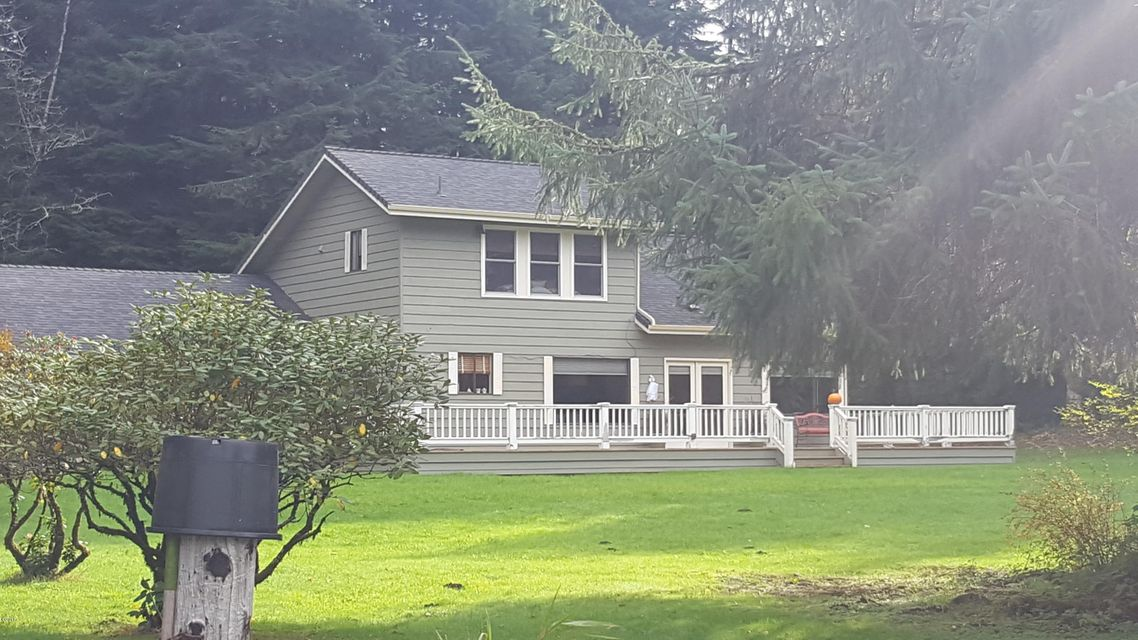2330 Old River, Siletz, OR 97380 - front view