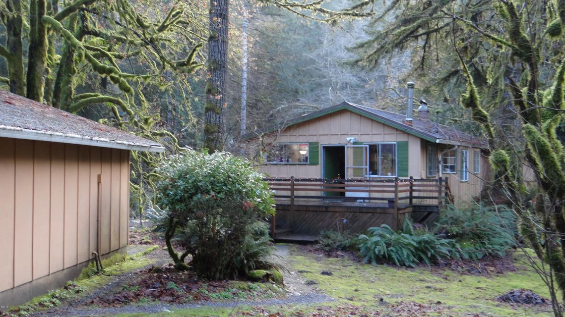 16 N New Bridge Rd, Otis, OR 97368 - Front View of the House