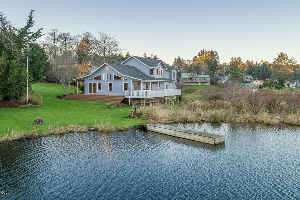 4510 NE 42nd St., Neotsu, OR 97364 - Home from the Water