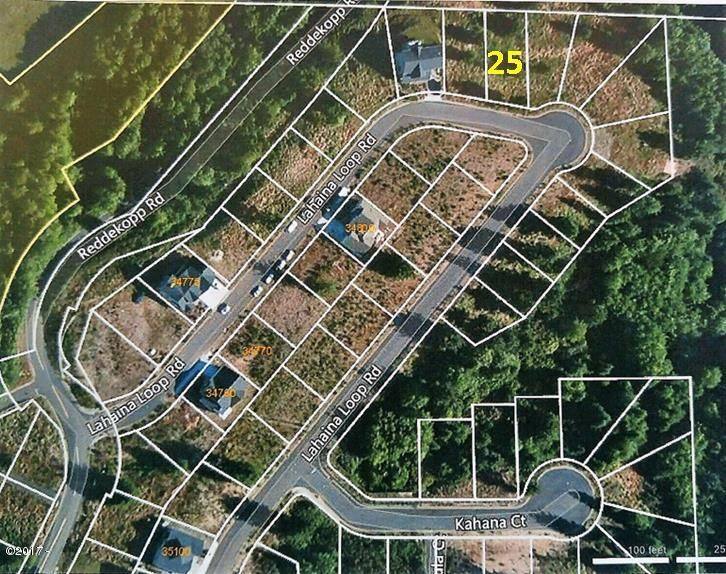 34000 BLK Lahaina Loop Lot 25, Pacific City, OR 97135 - Lot 25