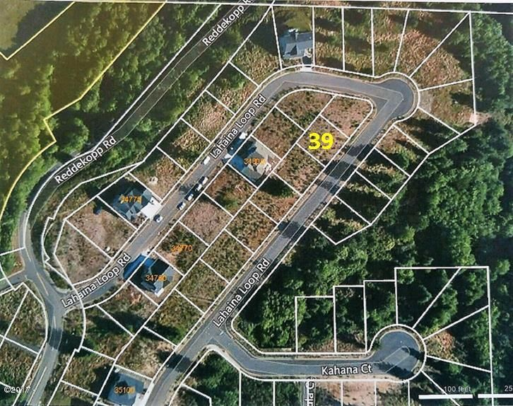 34000 BLK Lahaina Loop Lot 39, Pacific City, OR 97135 - Lot 39