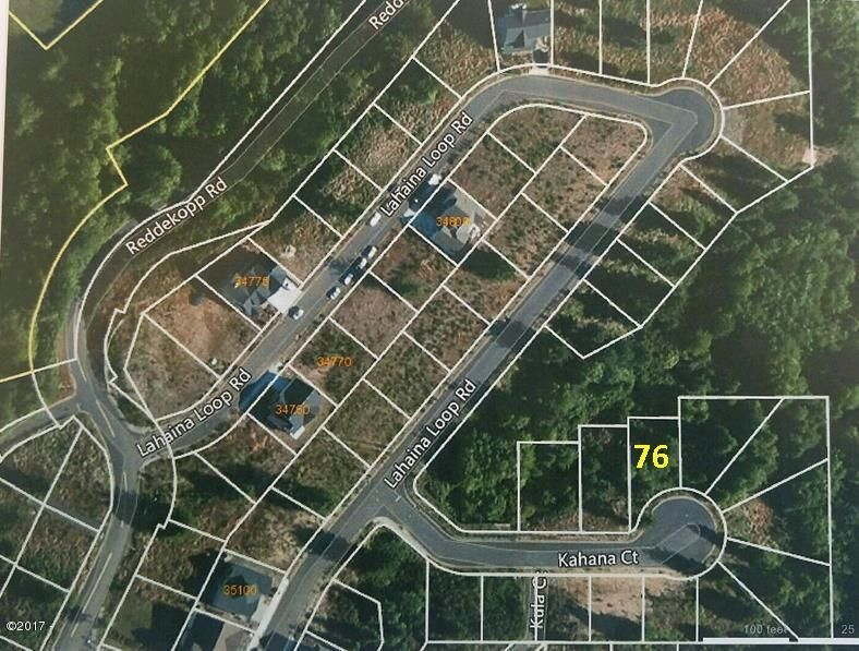 35000 BLK Kahana Ct  Lot 76, Pacific City, OR 97135 - Lot 76