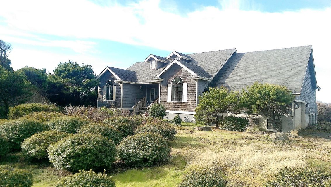 4935 Hwy 101 N, Yachats, OR 97498 - Front