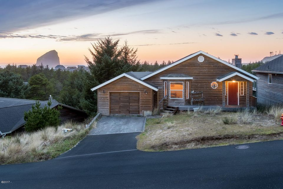 6250 Nestucca Ridge Rd, Pacific City, OR 97135 - Front exterior