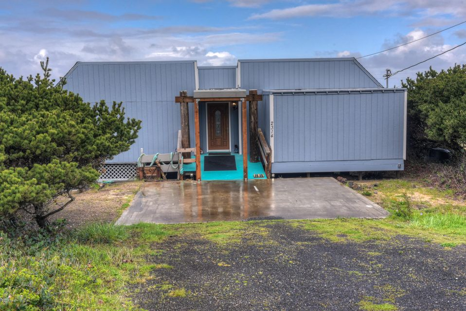 2314 NW Convoy Way, Waldport, OR 97394 - front view