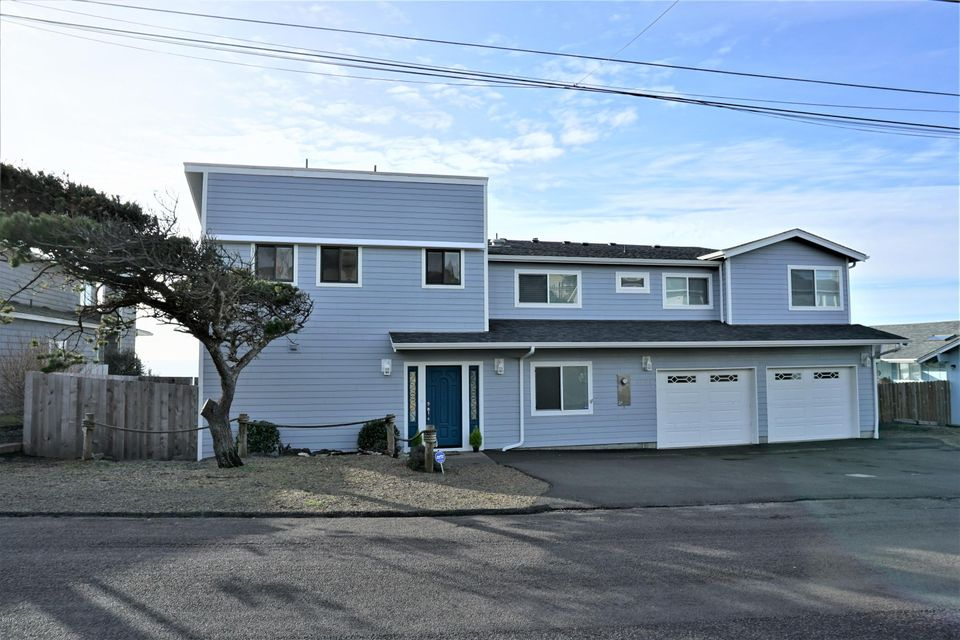 5429 NW Jetty Avenue, Lincoln City, OR 97367 - Front