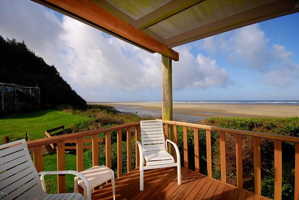 3641 NW Oceanview Dr. #104, Newport, OR 97365 - View From Deck