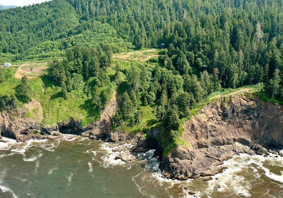 T/L 302 South Beach Road, Neskowin, OR 97149 - Aerial Image