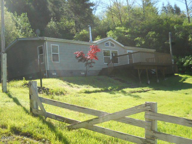9514 S Schooner Creek Rd, Otis, OR 97368 - Front