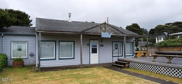 5706 NW Keel Avenue, Lincoln City, OR 97367 - Exterior Front