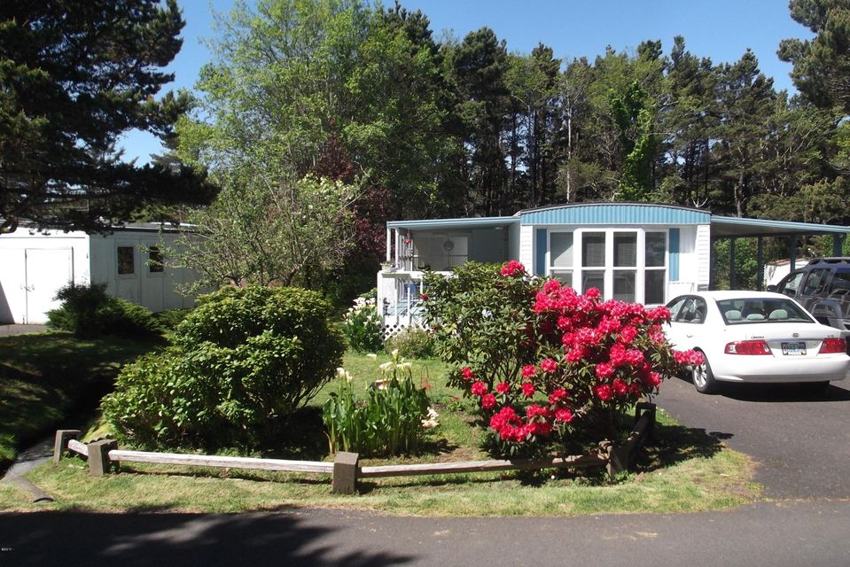 5405 NW Pacific Coast Hwy, SP #2, Waldport, OR 97394 - from street