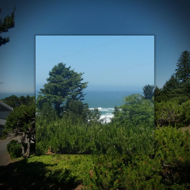 462 Overlook Dr, Yachats, OR 97498 - White water!