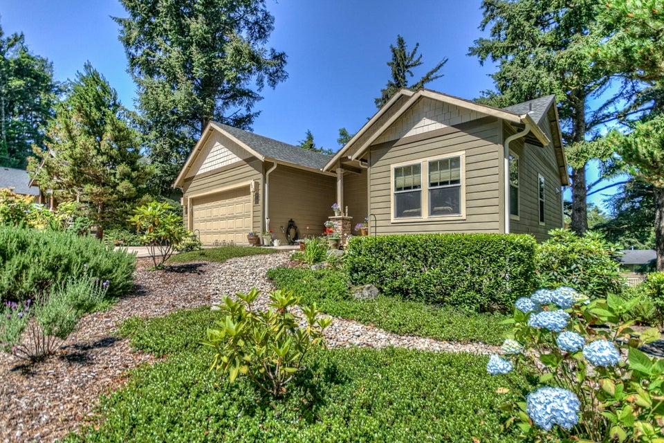 1323 NE Harbor Ridge, Lincoln City, OR 97367 - Front of Home