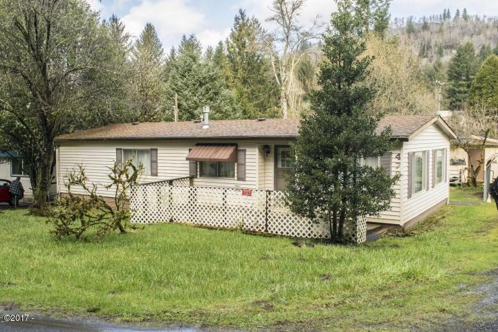 479 N Deerlane Dr, Otis, OR 97368 - Front of Home