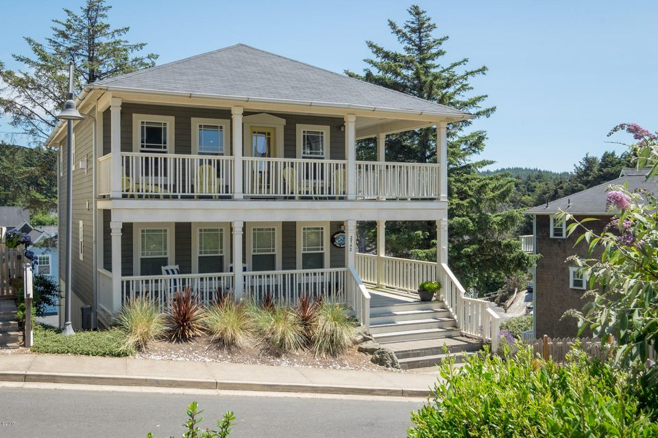 2742 SW Anchor Ave, Lincoln City, OR 97367 - View from Anchor