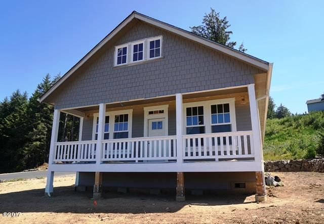 4152 SE Jetty Avenue, Lincoln City, OR 97367 - Front