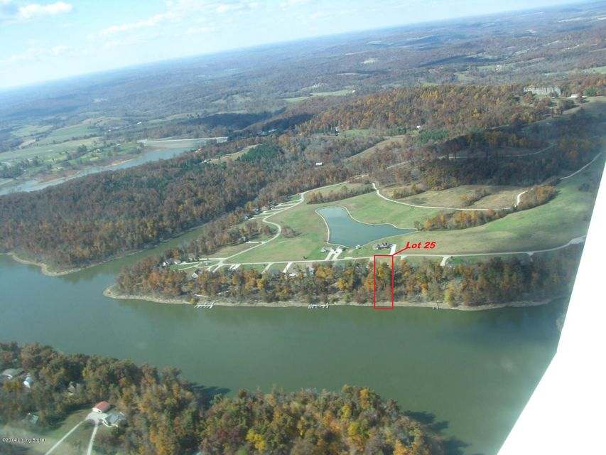 Land for Sale at 25 Patriots Landing Falls Of Rough, Kentucky 40119 United States