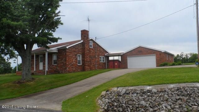 Single Family Home for Sale at 2305 Morton Ridge Road 2305 Morton Ridge Road Bedford, Kentucky 40006 United States