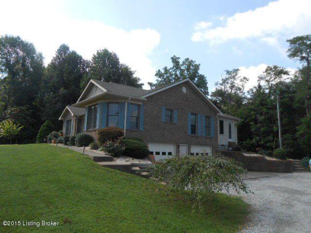 Single Family Home for Sale at 1595 N St Francis Road Loretto, Kentucky 40037 United States