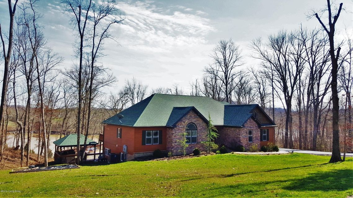 Single Family Home for Sale at 1135 CAVE HEIGHTS Lane Falls Of Rough, Kentucky 40119 United States