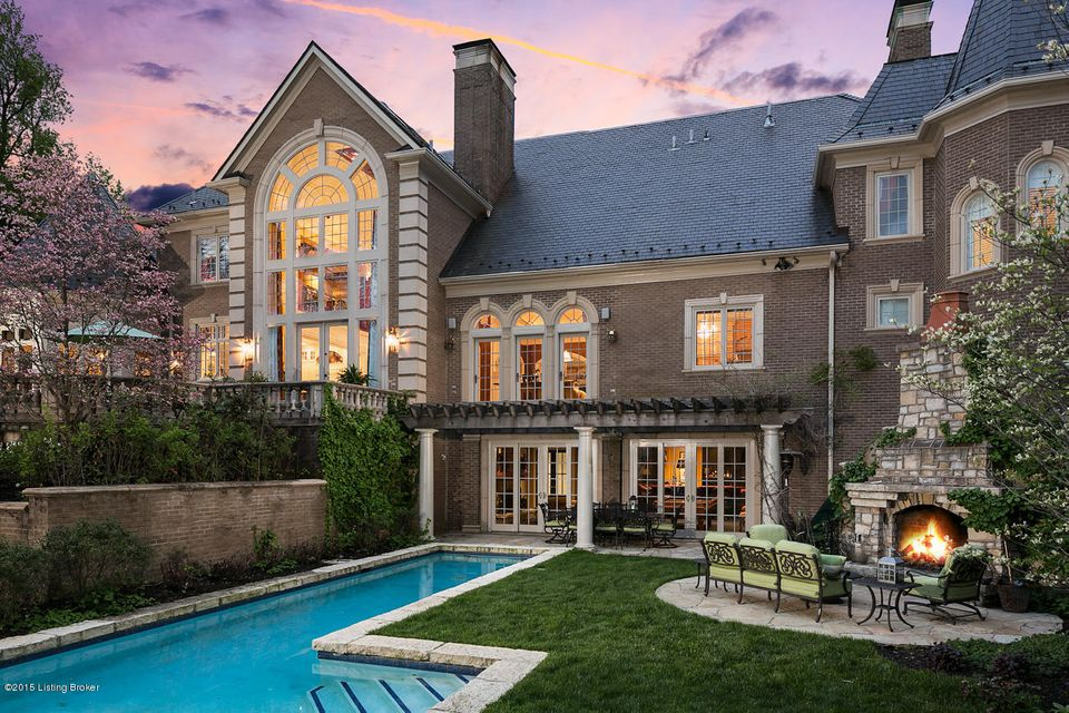 Luxury Homes For Sale In Louisville Ky