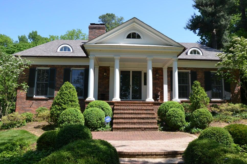 Single Family Home for Sale at 431 Blankenbaker Lane Louisville, Kentucky 40207 United States