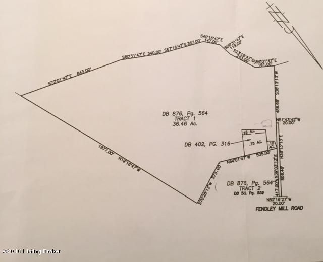 Additional photo for property listing at 1433 Fendley Mill Road  La Grange, Kentucky 40031 United States