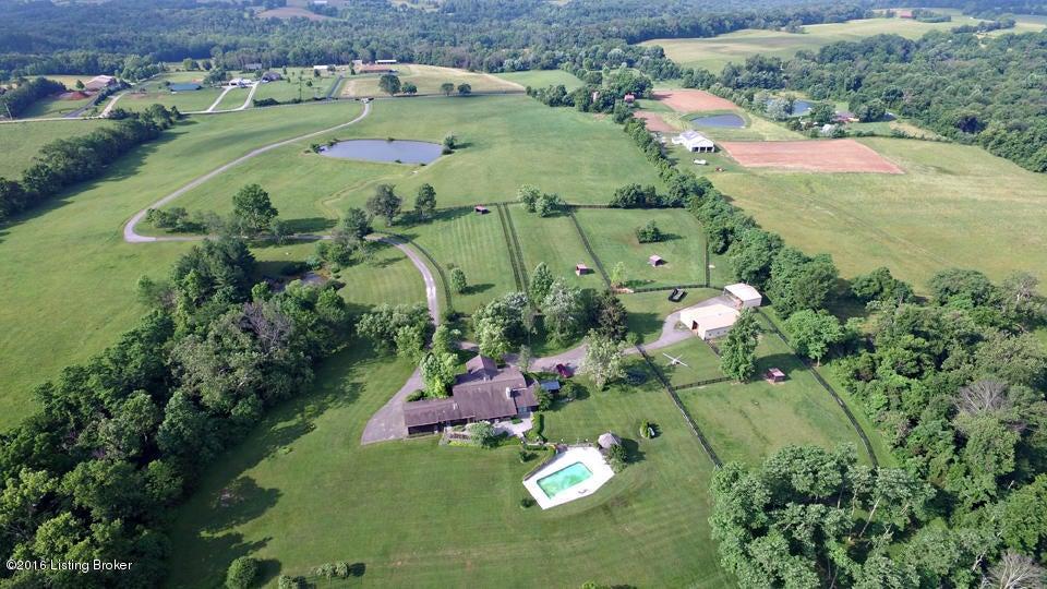 Farm / Ranch / Plantation for Sale at 6403 Shrader Lane La Grange, Kentucky 40031 United States