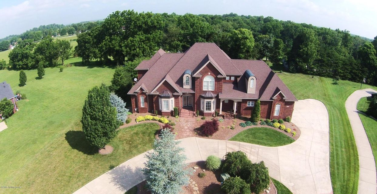 Single Family Home for Sale at 130 Ridge Crest Court Shepherdsville, Kentucky 40165 United States