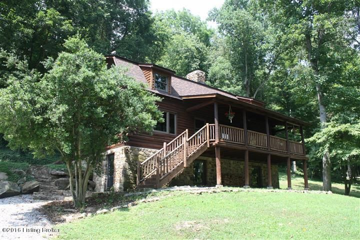 Single Family Home for Sale at 28C Dickeys Mill Road Leitchfield, Kentucky 42754 United States